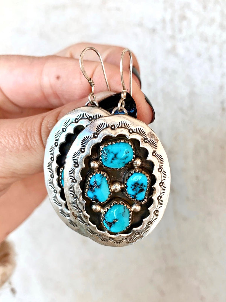 *RTS High Grade Navajo Earrings