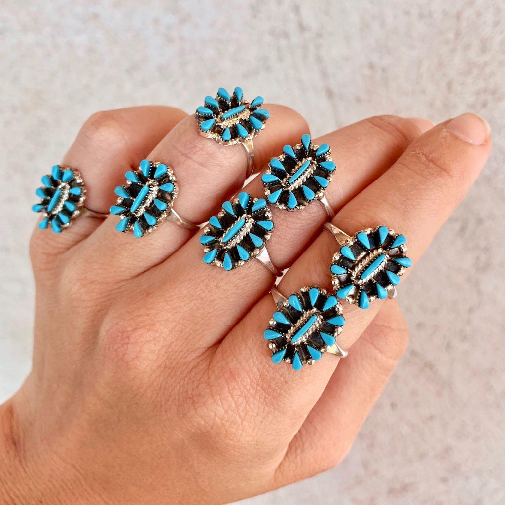 RTS ♢ ROAMING WILD Cluster Ring