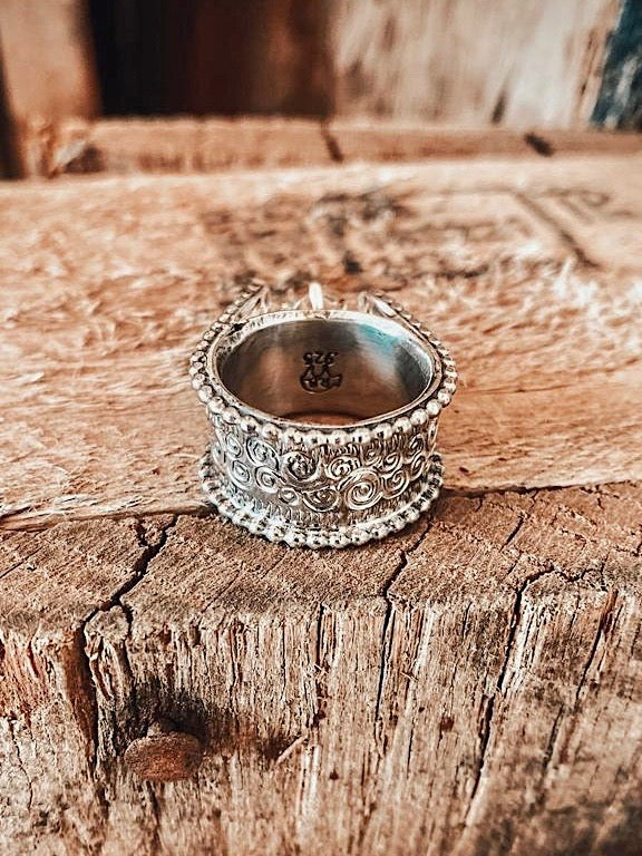*Karl+Kass ENGAGEMENT Cuff Ring
