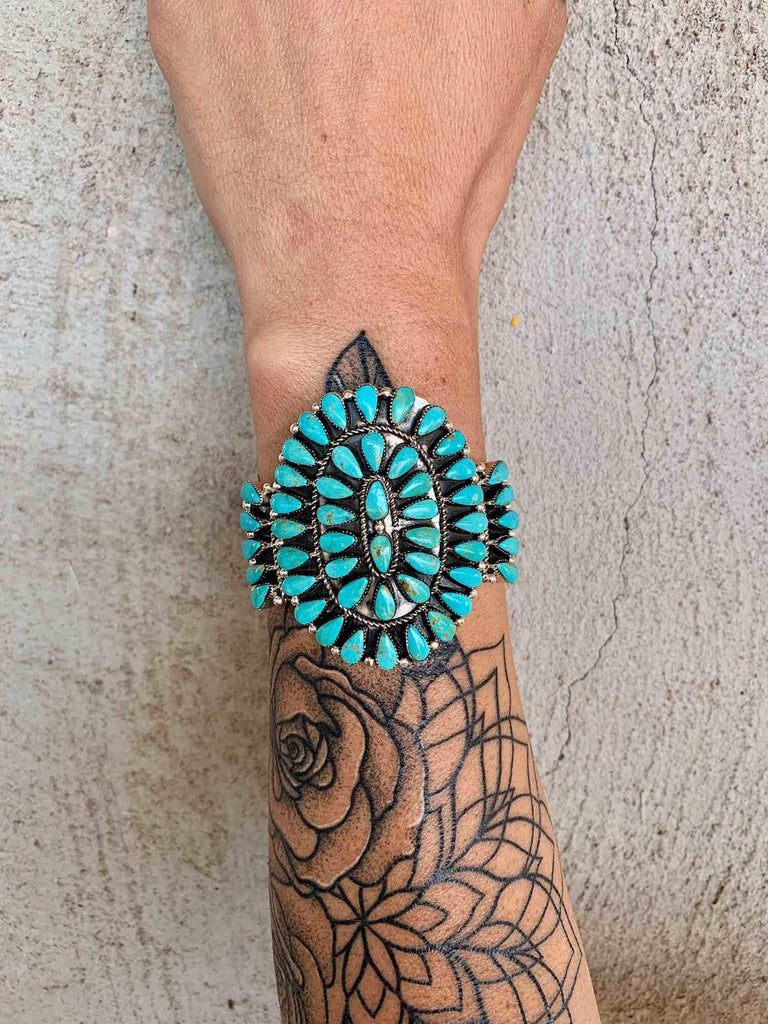RTS ♢ HEIRLOOM Cluster Cuff