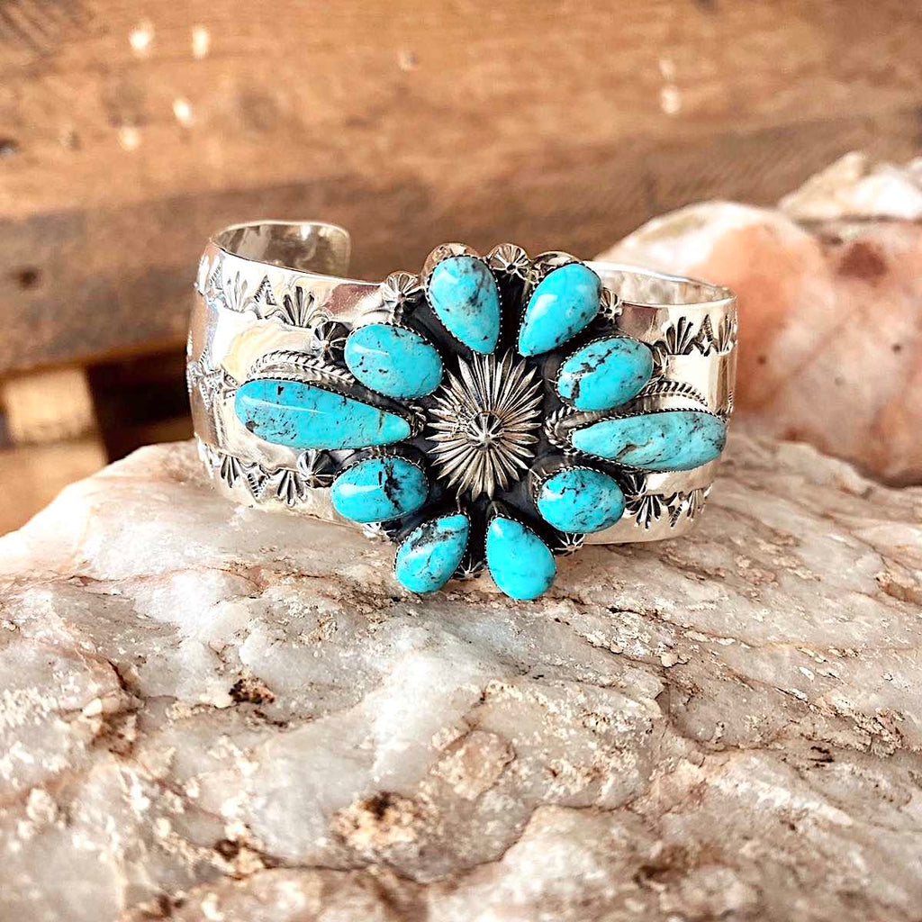 RTS ♢ SOMETHING BLUE Cuff