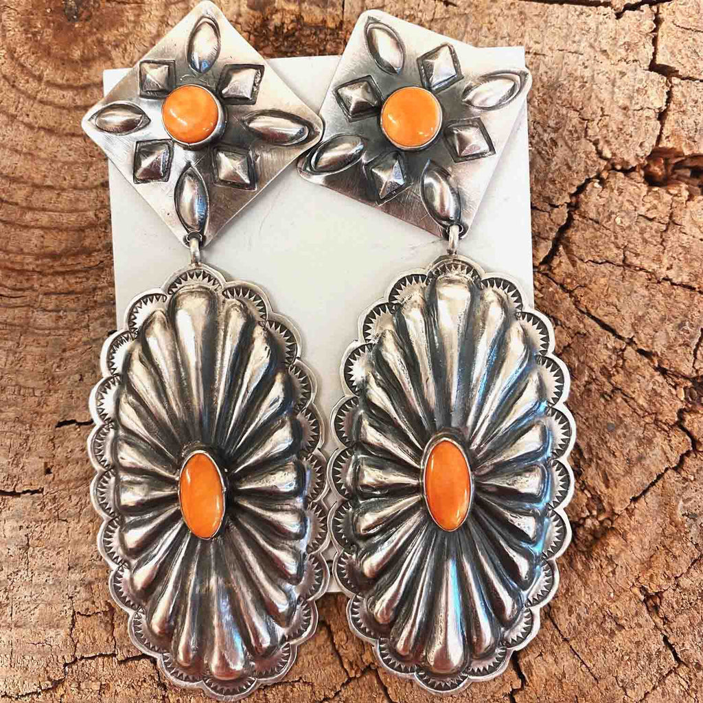 RTS ♢ RITA LEE ♢ Spiny Earrings