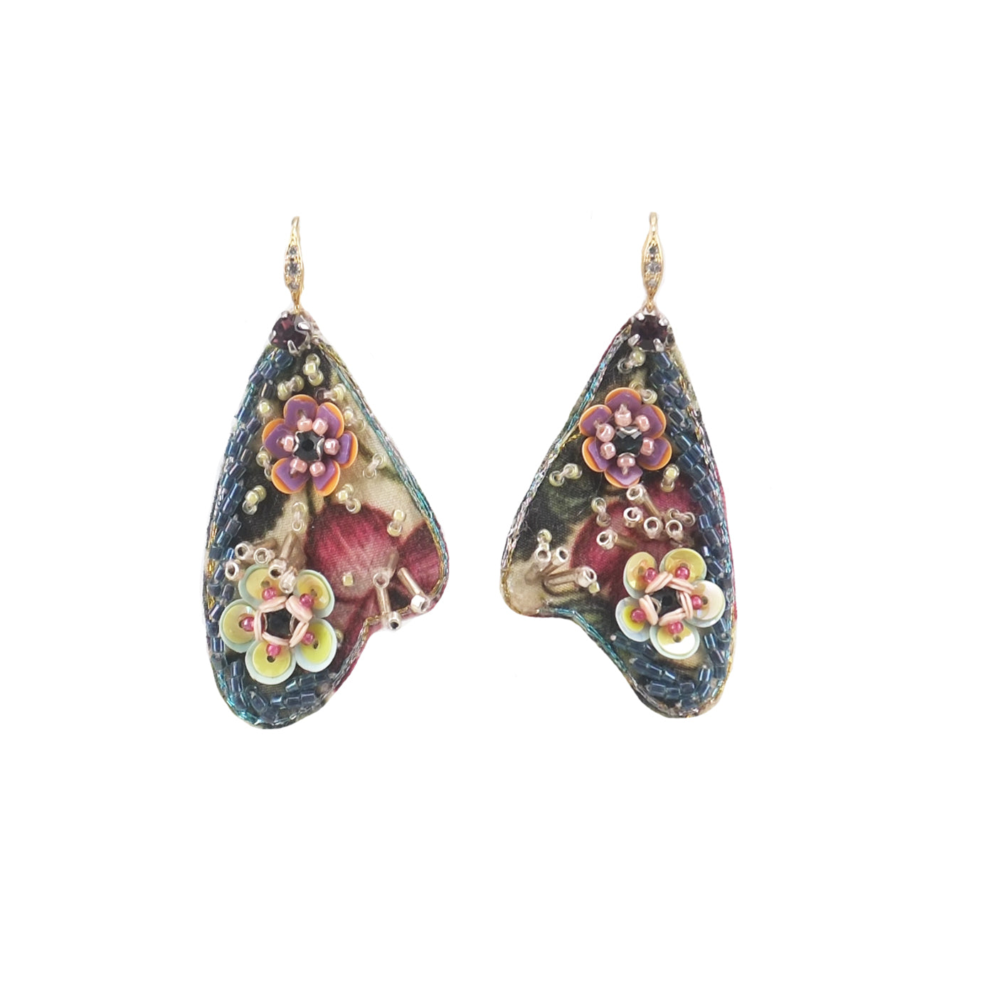 Antheia Butterfly Earring-Style C - ADA PAT DESIGN