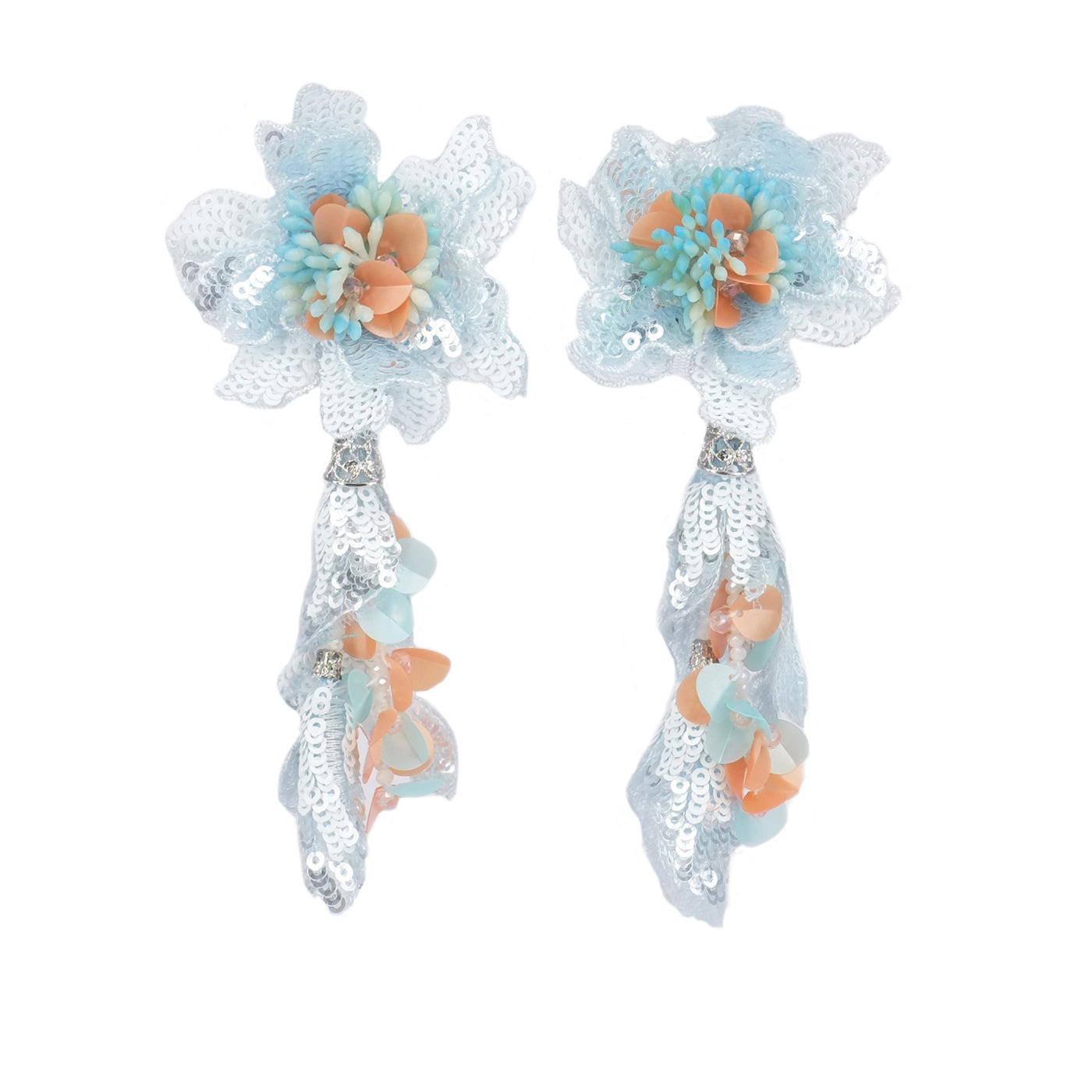 Starry Ray Tiffany Earrings - ADA PAT DESIGN