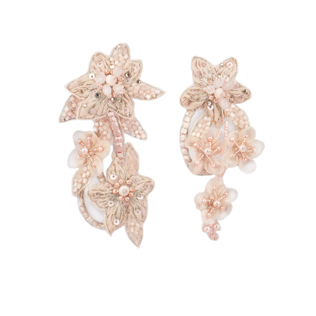 Stellar Flower Earrings (A1 Limited) - ADA PAT DESIGN