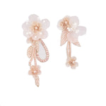 Stellar Flower Earrings (A2 Limited) - ADA PAT DESIGN