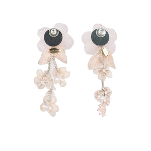 Stellar Flower Earrings (A3 Limited) - ADA PAT DESIGN
