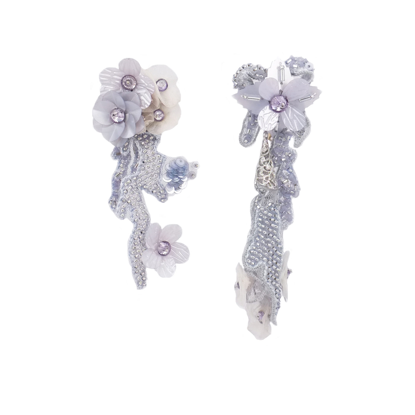 Cosmo Garden Earrings (B3 Limited) - ADA PAT DESIGN