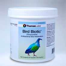 Load image into Gallery viewer, Bird Biotic - Doxycycline 100 mg Powder Packets