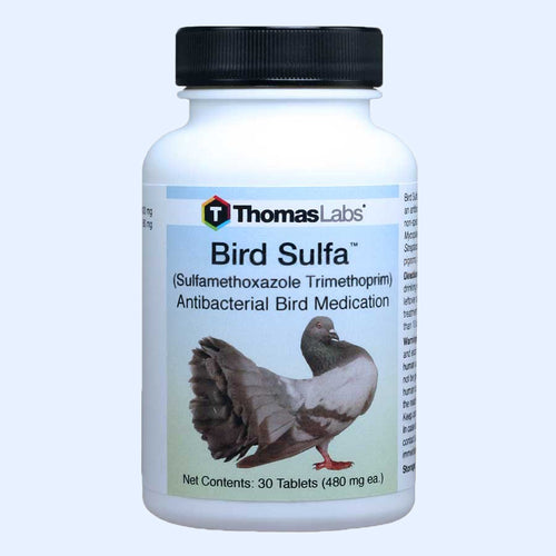 Bird Sulfa - Sulfamethoxazole 400 mg Tablets