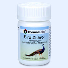 Load image into Gallery viewer, Bird Zithro Tablets - (Azithromycin 250 mg)