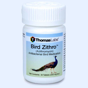 Bird Zithro Tablets - (Azithromycin 250 mg)