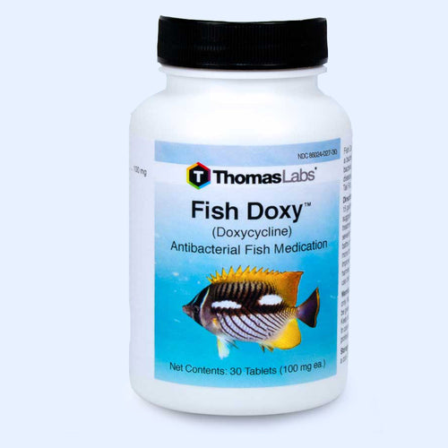 Fish Doxy - Doxycycline 100 mg Tablets