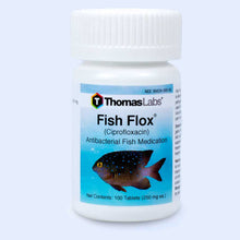 Load image into Gallery viewer, Fish Flox - Ciprofloxacin 250 mg Tablets