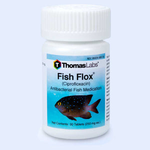 Fish Flox - Ciprofloxacin 250 mg Tablets