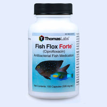 Load image into Gallery viewer, Fish Flox Forte - Ciprofloxacin 500 mg Tablets