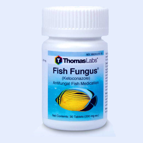 Fish Fungus - Ketoconazole 200 mg Tablets