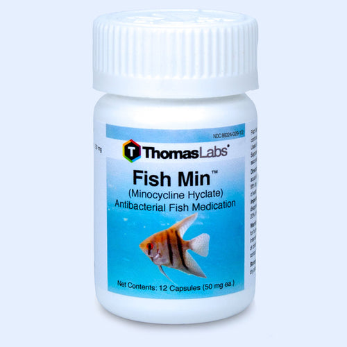 Fish Min - Minocycline 50 mg Capsules