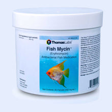 Load image into Gallery viewer, Fish Mycin - Erythromycin 250 mg Powder Packets