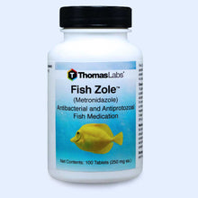 Load image into Gallery viewer, Fish Zole - Metronidazole 250 mg Tablets