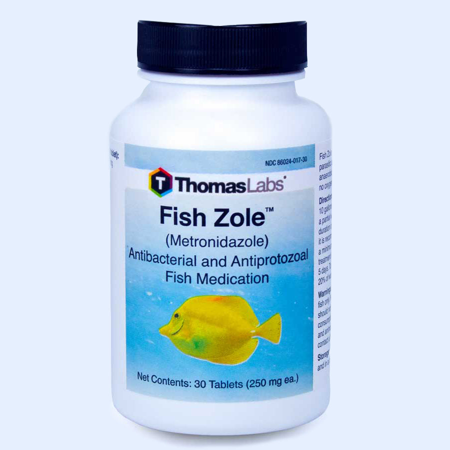 Fish Zole - Metronidazole 250 mg Tablets