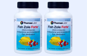 Fish Zole Forte - Metronidazole 500 mg Tablets
