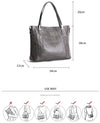 Luxury Leather Women Shoulder bag
