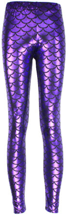 Mermaid Leggings, Yoga pants