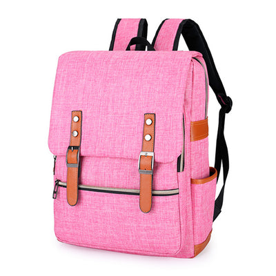 light pink backpack for school