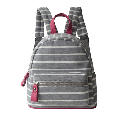 Small Grey Backpacks for Teens.