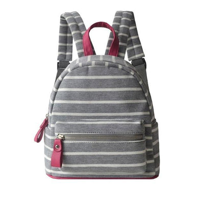 Small Backpacks  Canvas material fit for Women Teenagers