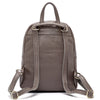Elegant Ladies Backpack 100% Genuine Leather back side