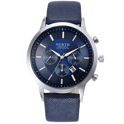 Blue Sport watches for men