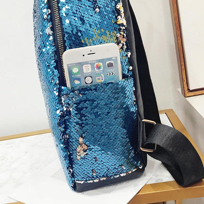 Cute backpacks for Girls Teens Sequins style