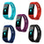 Smart watches Health Monitor Heart Rate Blood Pressure Pulse Monitor Oximeter