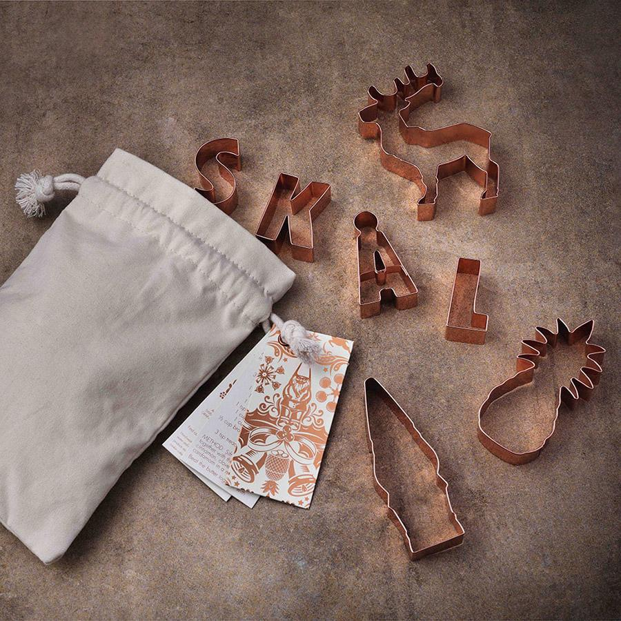 Cookie Cutter Gift Set Absolut Elyx Boutique