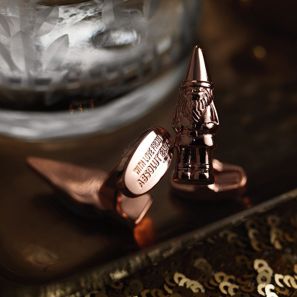 Gnome Cufflinks - Absolut Elyx Boutique