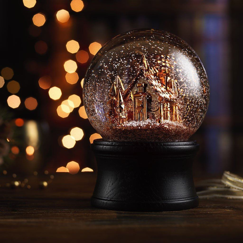 Snow Globe Gift Box Absolut Elyx Boutique