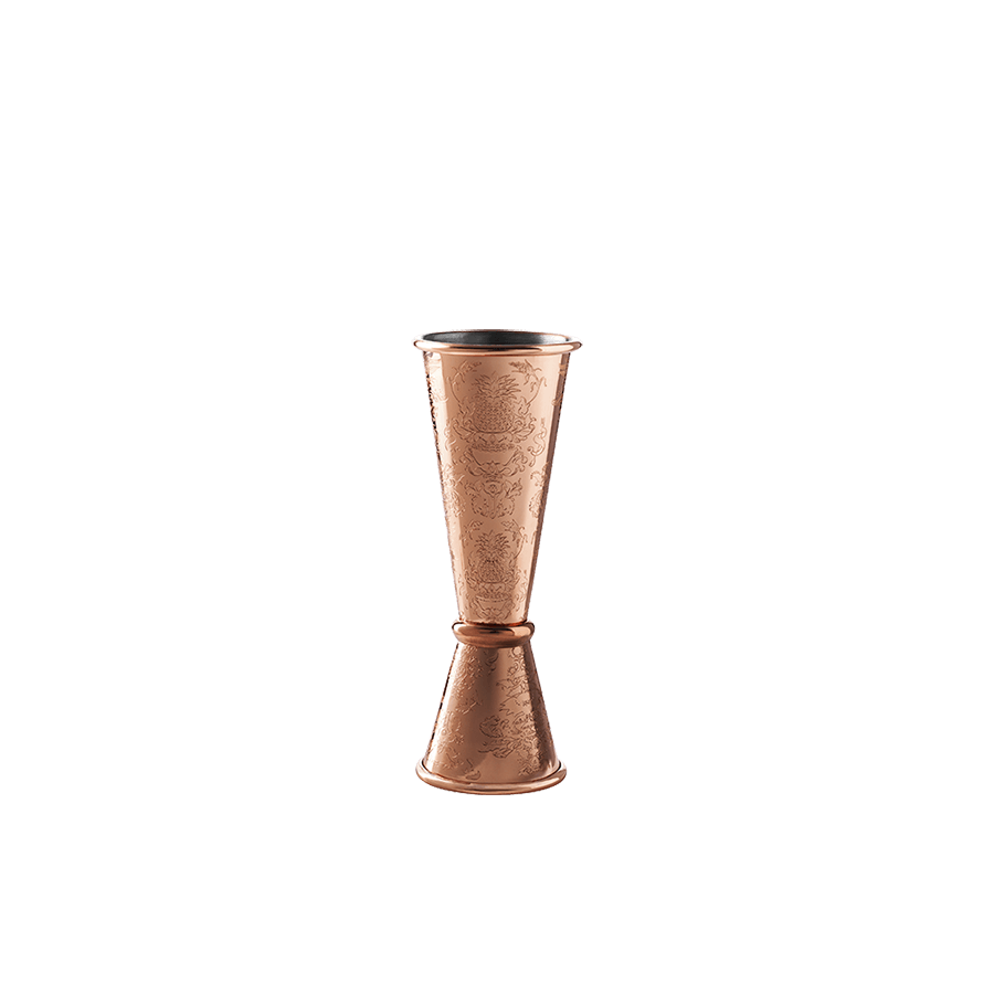 Copper Jigger Gift Box Absolut Elyx Boutique