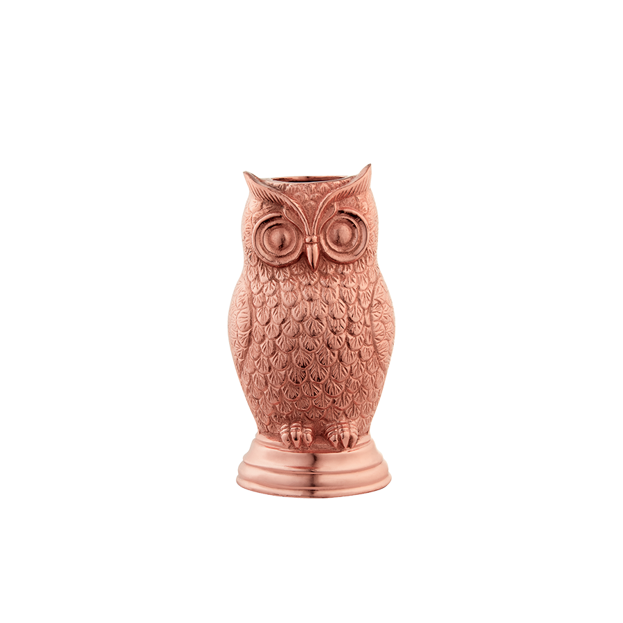 Copper Owl Gift Box