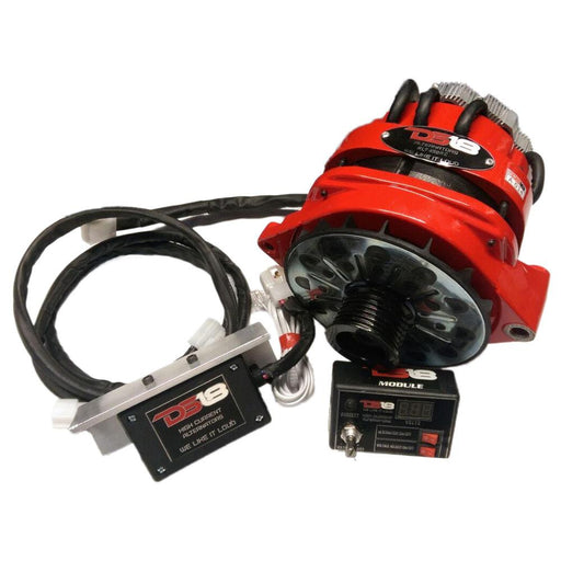 INFINITE 450A ALTERNATOR WITH MODULE AND REGULATOR