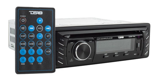 SINGLE DIN DETACHABLE CAR CD/USB/FM PLAYER