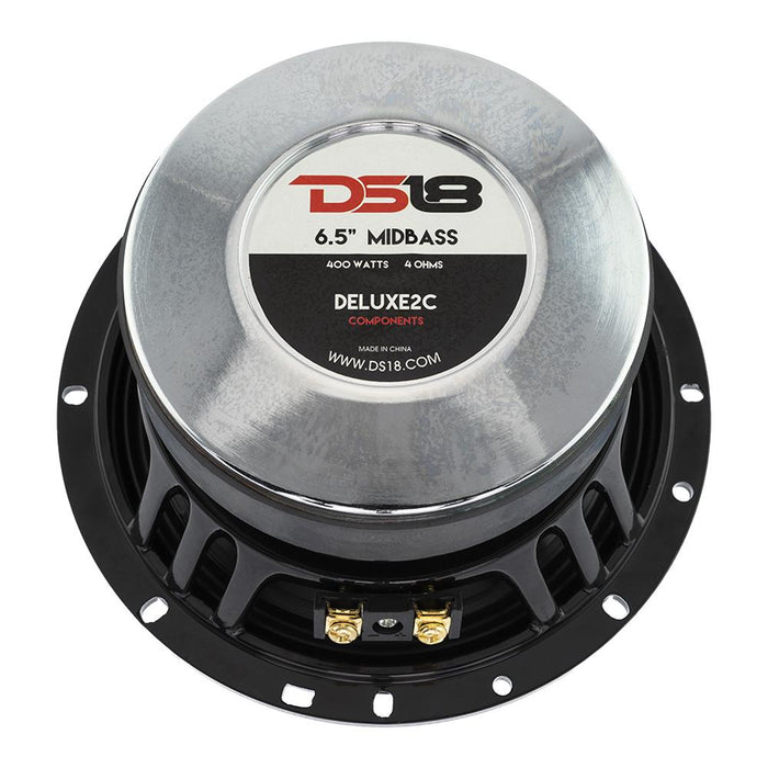 "DELUXE 6.5"" 2-WAY SQ COMPONENT SYSTEM 500 WATTS"