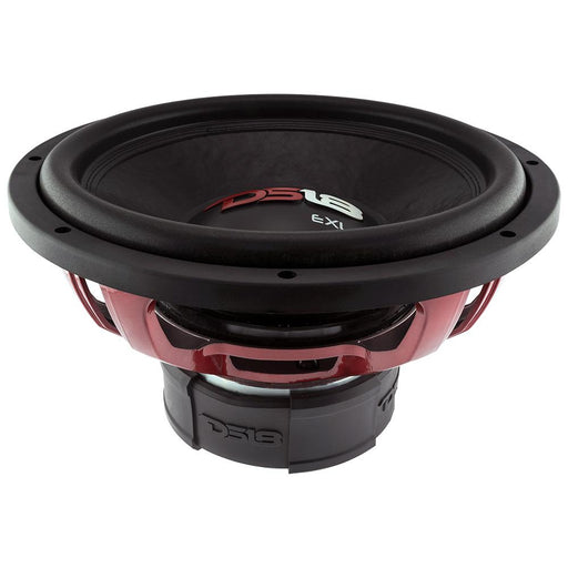 "EXL RED FRAME 15"" SUBWOOFER 4 OHM 2500 WATTS DVC"