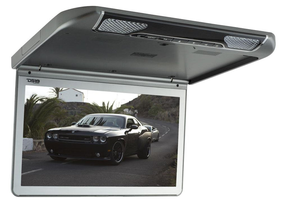 "13.3"" ULTRA SLIM ROOF MOUNT MONITOR 1920x1080 PIXELS AV INPUT"