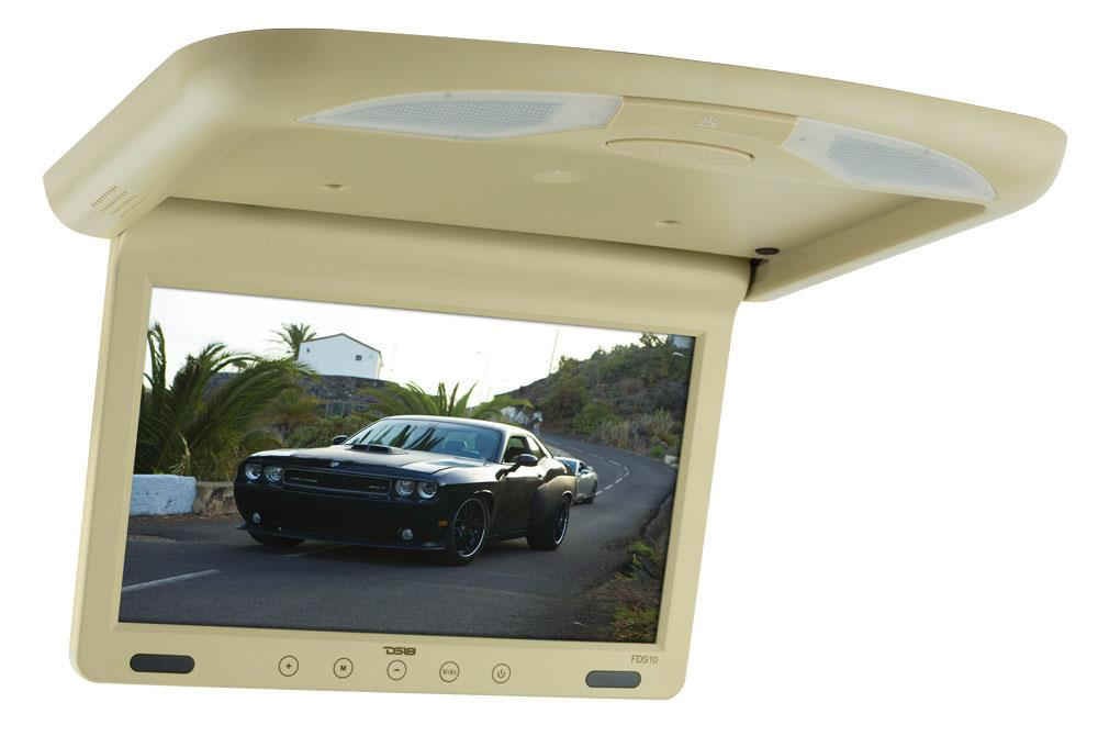"10"" SLIM ROOF MOUNT LED MONITOR"
