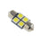VISION LED BULB FESTON 31MM 5050 4SMD WHITE PACK OF 10