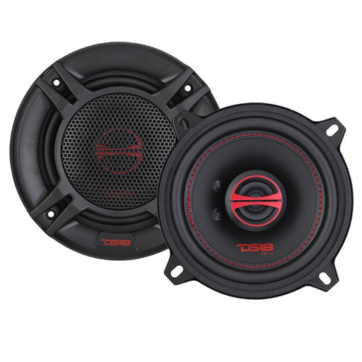 "GEN-X 5.25"" 2-WAY COAXIAL SPEAKERS 135 WATTS"