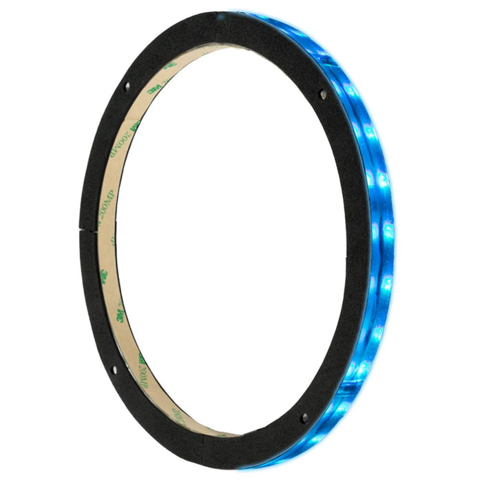 LED RGB ACRYLIC RING FOR SPEAKERS AND SUBWOOFERS 6""