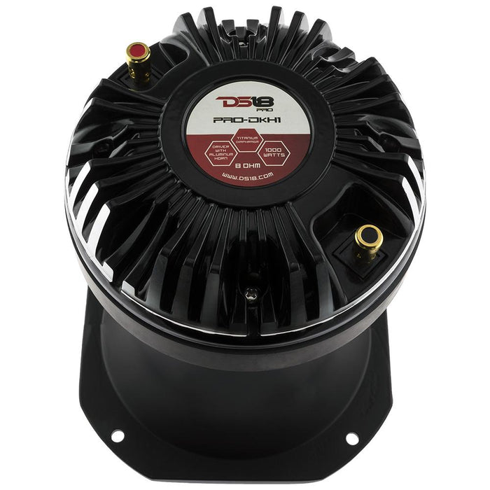 "PRO 2"" TITANIUM COMPRESSION DRIVER WITH HORN 1000 WATTS"
